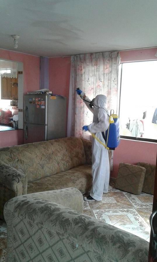campaña de fumigación en la casa de reposo 2