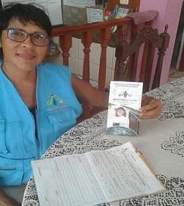 campaña de fumigación en la casa de reposo, supervisión