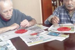 Taller de pintura como terapia para el estres 5